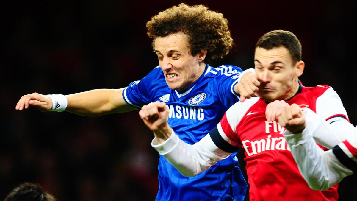 David Luiz - Thomas Vermaelen