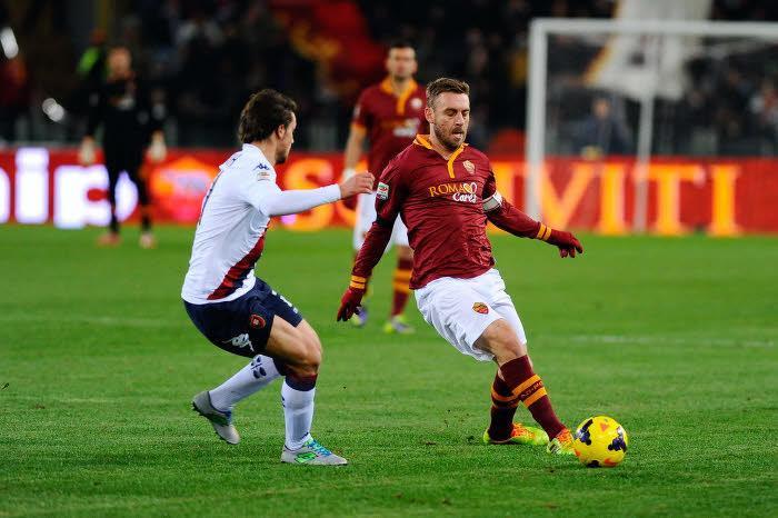 Daniele De Rossi, AS Roma