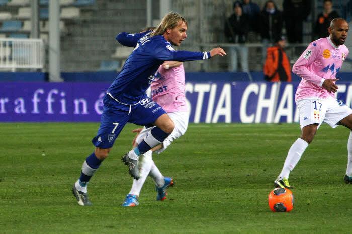 Milos Krasic, SC Bastia