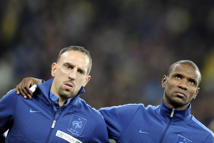 Franck Ribéry & Eric Abidal
