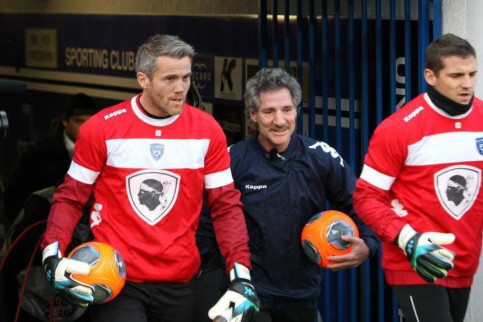 Mickael Landreau, SC Bastia