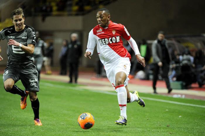 Anthony Martial, AS Monaco