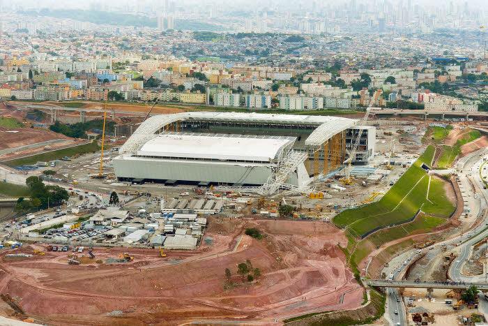 Stade Itaquerao, Sao Paulo