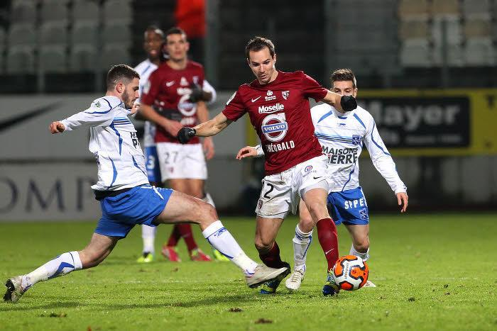 Kévin Lejeune, FC Metz