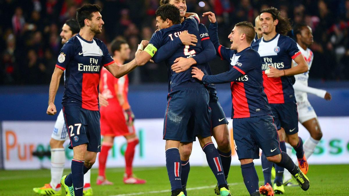 PSG : «Hormis le Bayern, je ne vois pas d'équipes supérieures à Paris»
