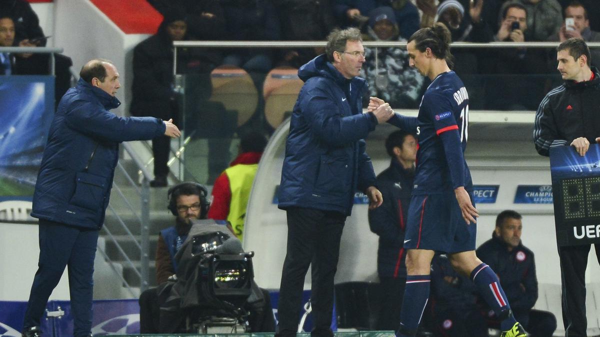 Blanc - Ibrahimovic