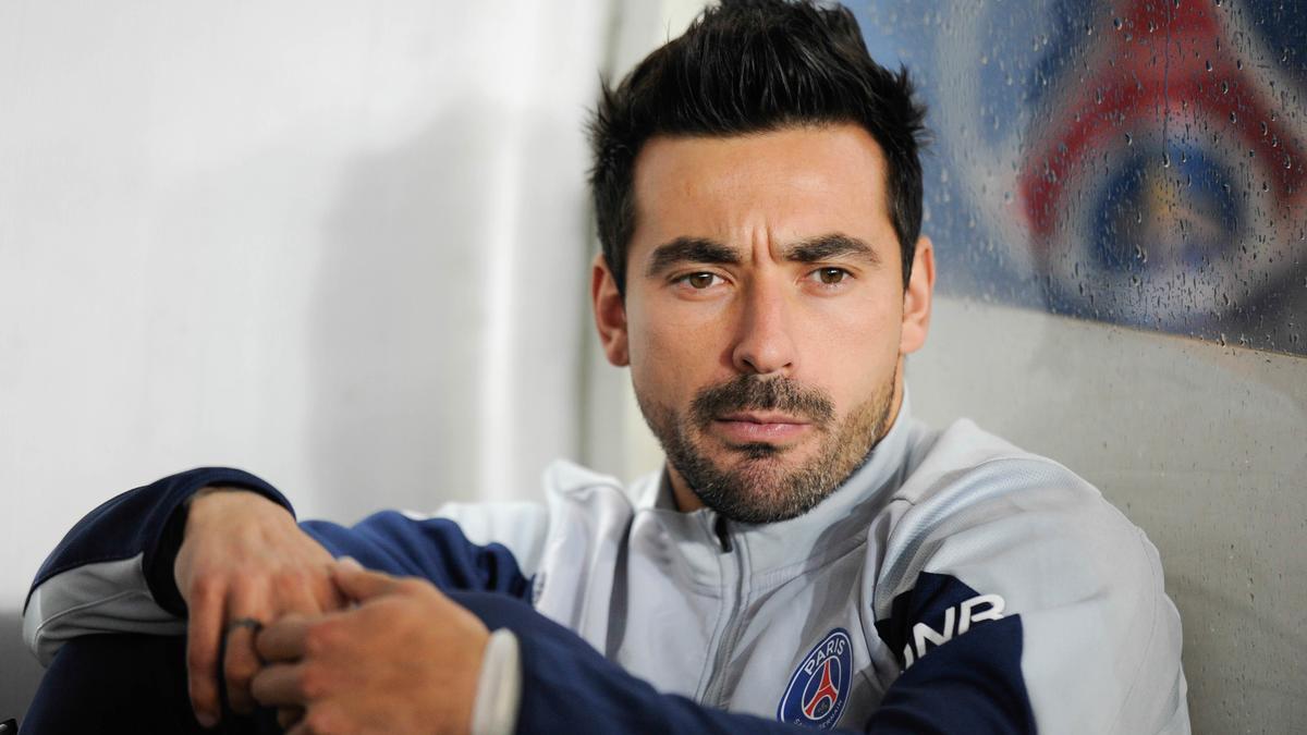 Inter Milan : «Lavezzi ? Nous devons d'abord parler avec le PSG»
