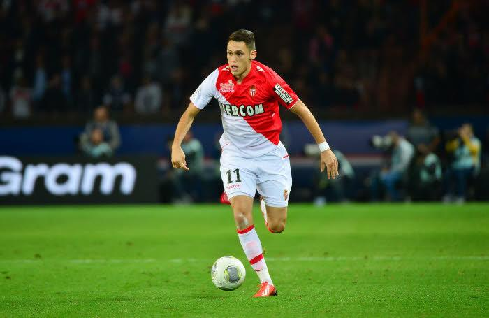 Lucas Ocampos, AS Monaco