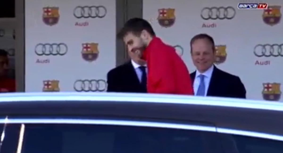 Les jolis cadeaux du FC Barcelone à ses joueurs (vidéo)