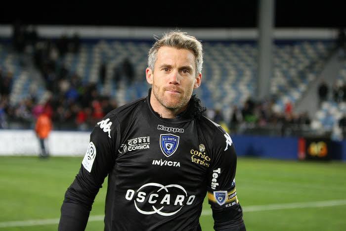 Mickaël Landreau, SC Bastia