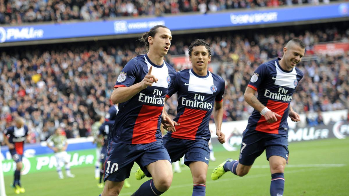 PSG : Ibrahimovic ne veut clairement pas jouer avec Jérémy Ménez