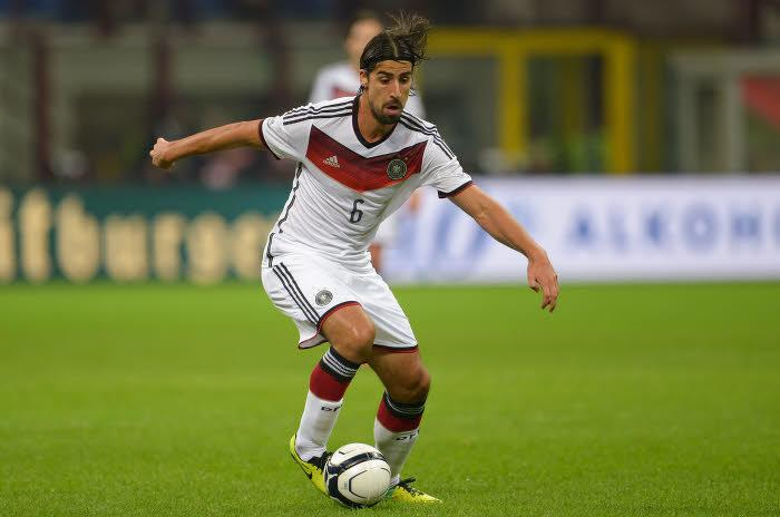 Sami Khedira, Real Madrid