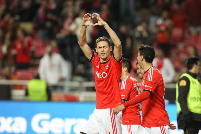 Nemanja Matic, Benfica