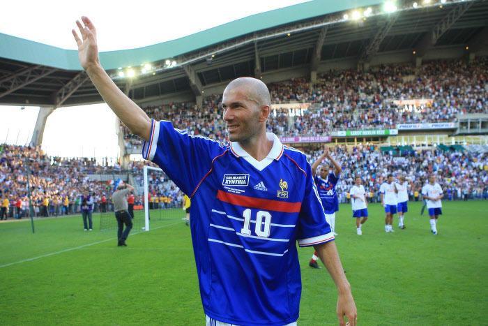 Coupe du monde 2014 coupe du monde zidane en 1998 personne ne misait une pi ce sur nous - Coupe du monde foot 1998 ...