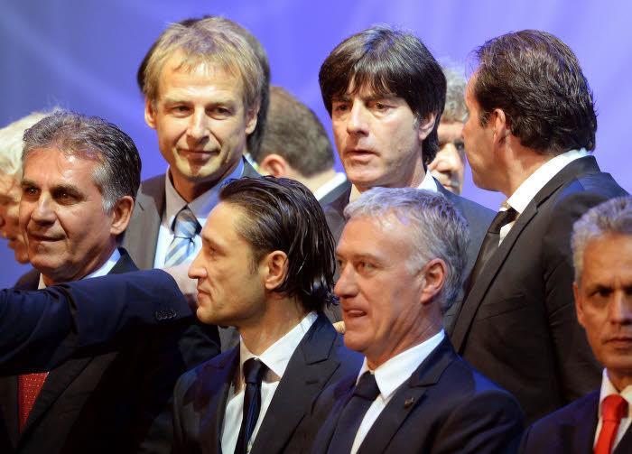 Coupe du monde - Löw : «J'accepte le verdict»