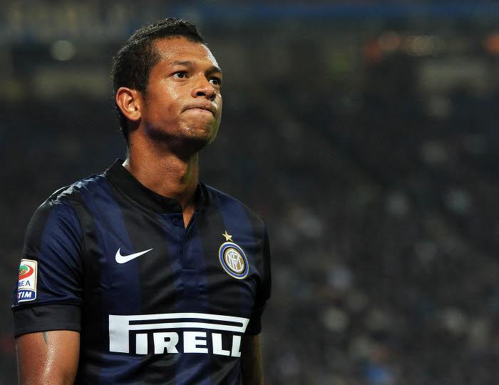 Freddy Guarin, Inter Milan