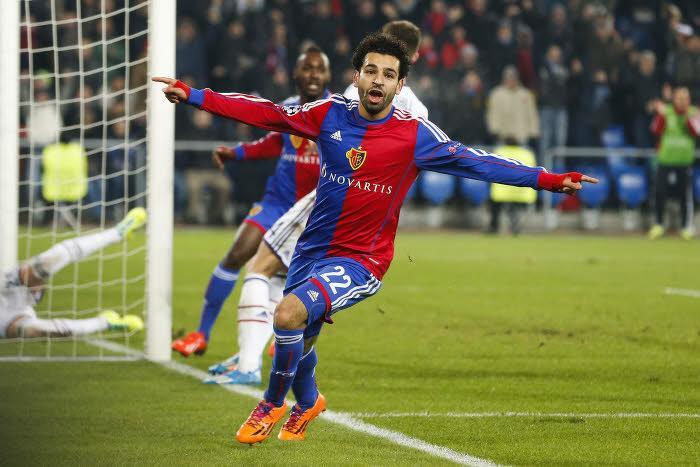 Mohamed Salah, FC Bâle