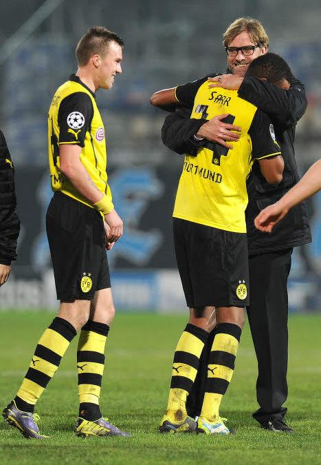 Borussia Dortmund : Quand Jurgen Klopp baffe un de ses joueurs (vidéo)