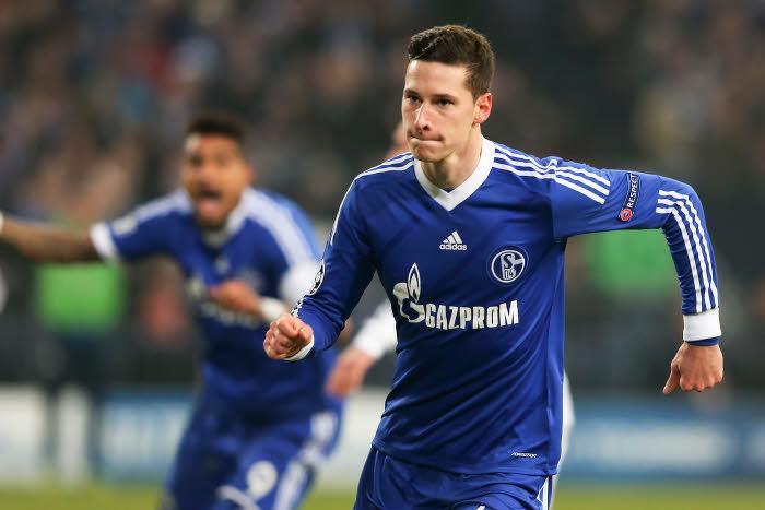 Julian Draxler, Schalke 04