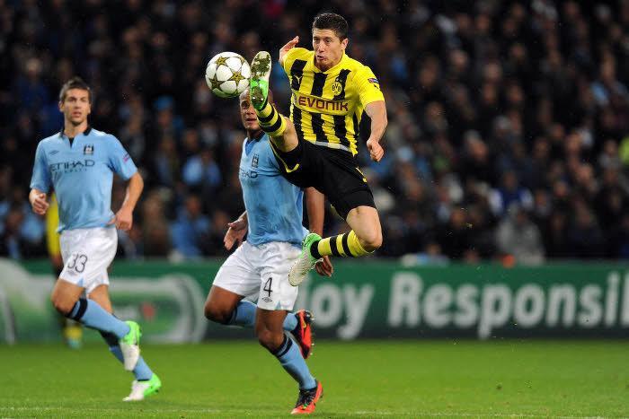 Robert Lewandowski, Borussia Dortmund