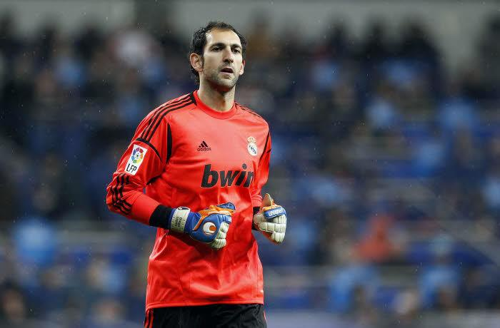 Diego Lopez, Real Madrid