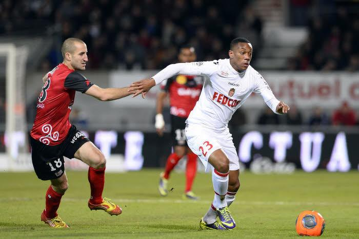 Anthony Martial, AS Monaco