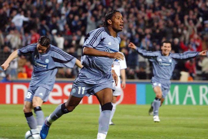 Didier Drogba, OM