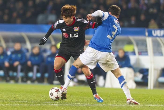 Son Heung Min, Bayer Leverkusen