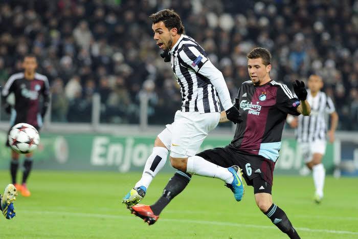 Carlos Tevez, Juventus Turin