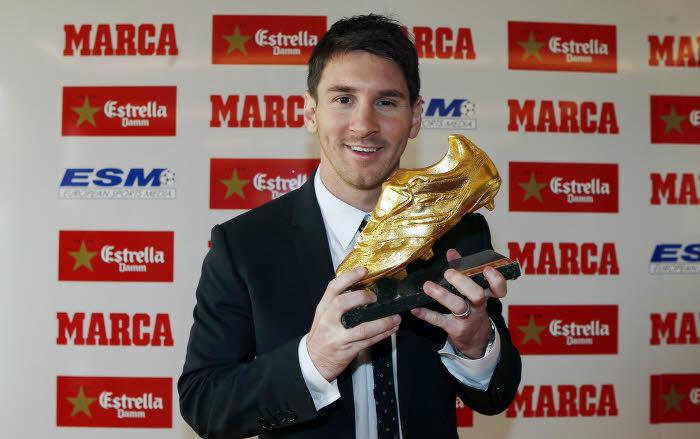 Lionel Messi, FC Barcelone