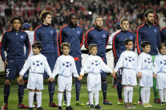 PSG, Ligue des Champions