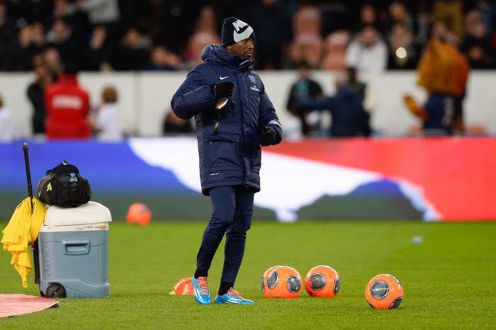 Claude Makélélé, PSG