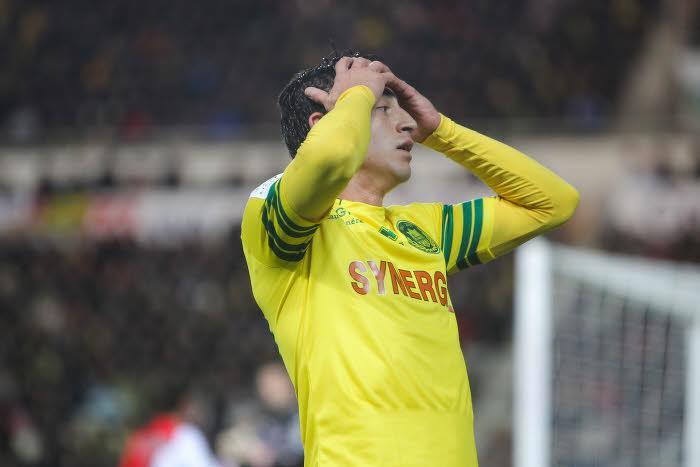 Alejandro Bedoya, FC Nantes