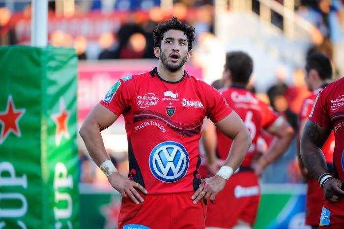 Maxime Mermoz, RC Toulon