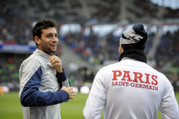 Javier Pastore, PSG