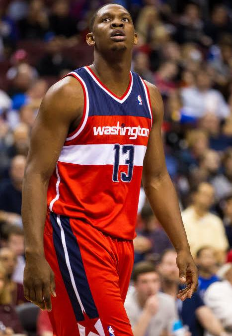 Kevin Seraphin, Wizards