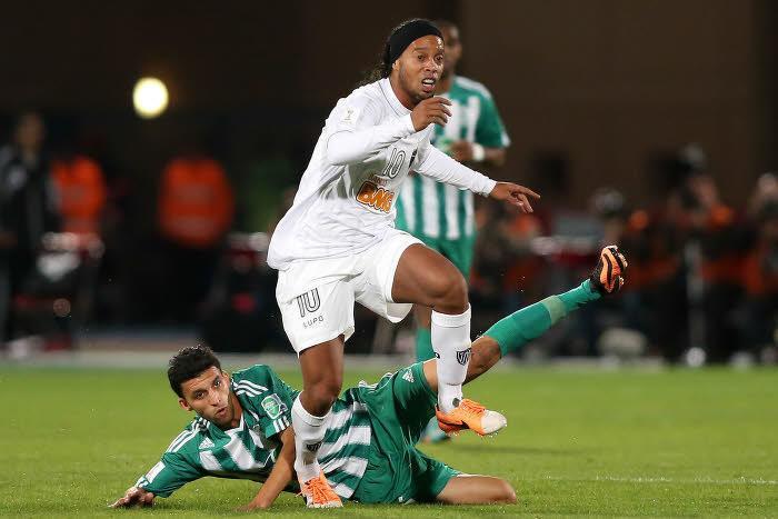 Brésil : Ronaldinho au cœur d'une polémique machiste ?