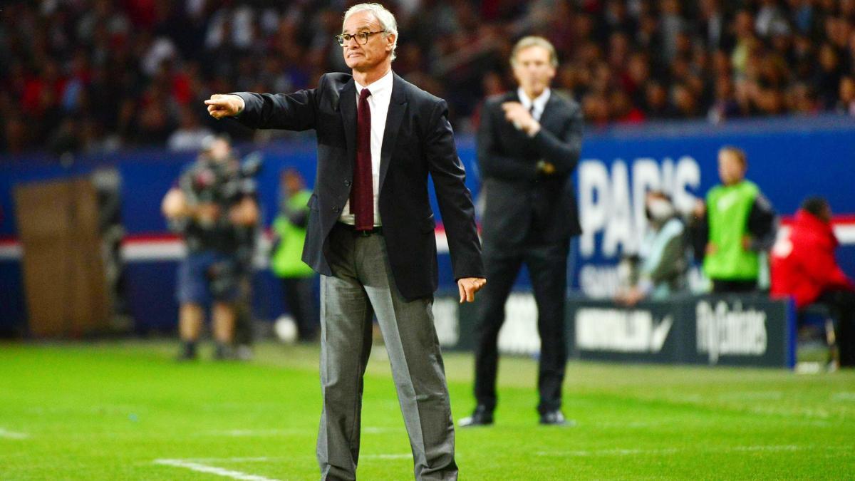 Ranieri : «Le PSG ? Ce sont des extraterrestres»
