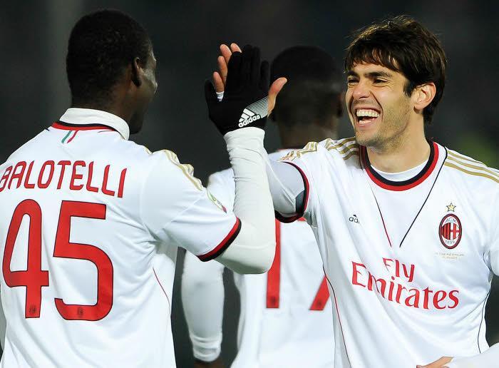 Mario Balotelli & Kaka