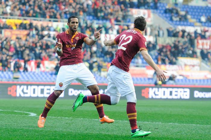Mehdi Benatia, AS Rome