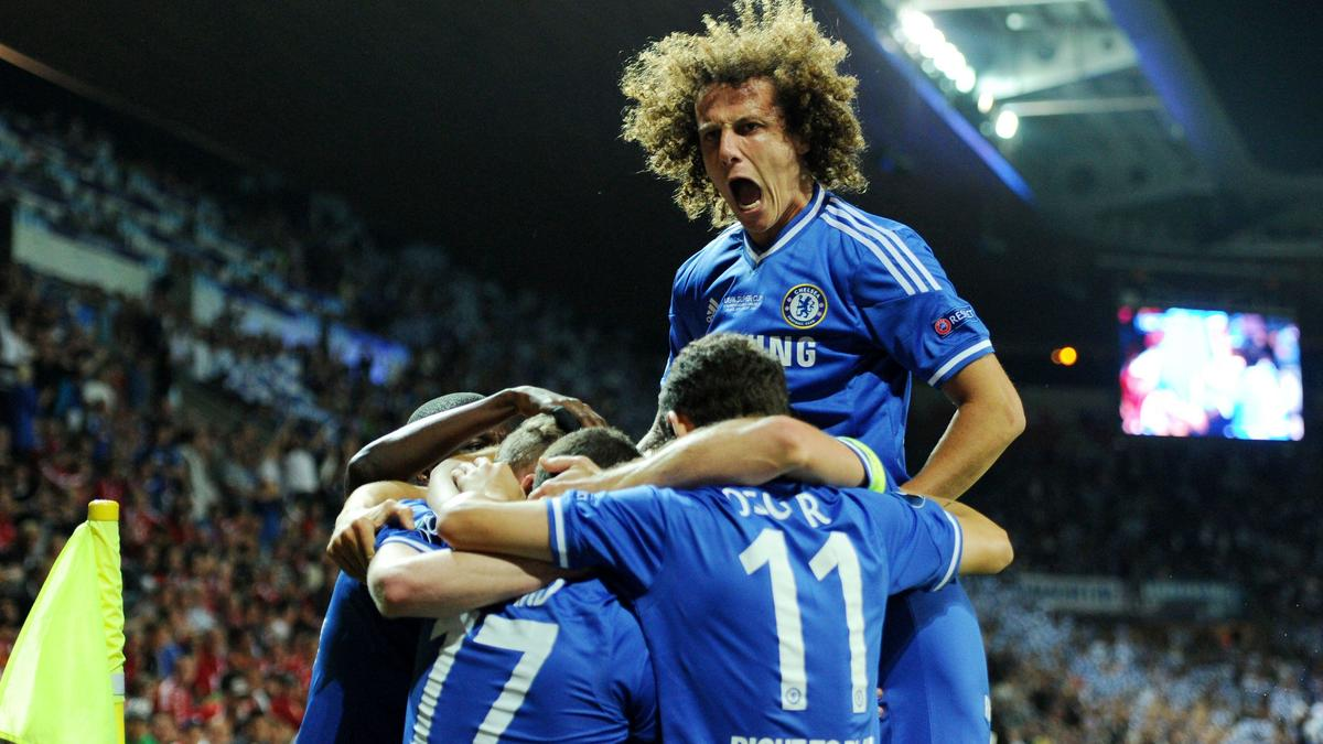 Chelsea/Barcelone : Mourinho fait le point pour David Luiz