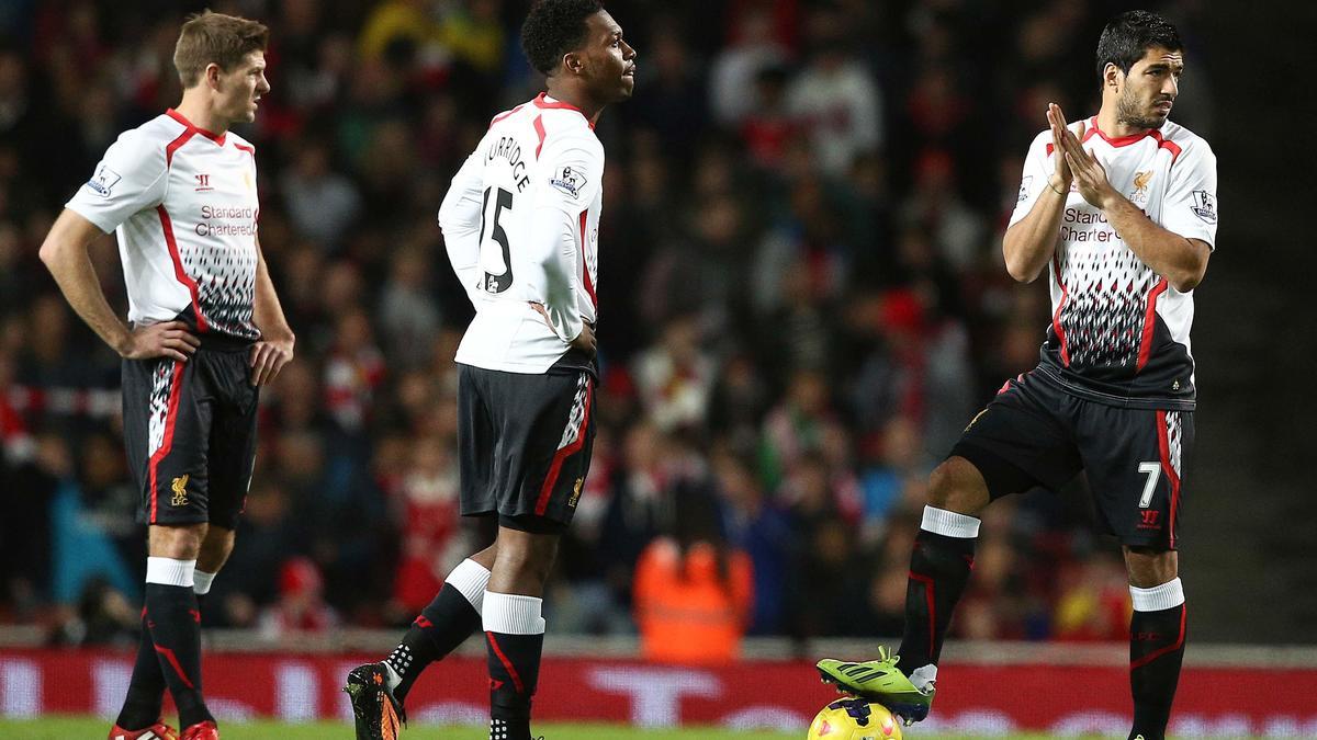 Liverpool : L'importance de Gerrard vue par Suarez (vidéo)