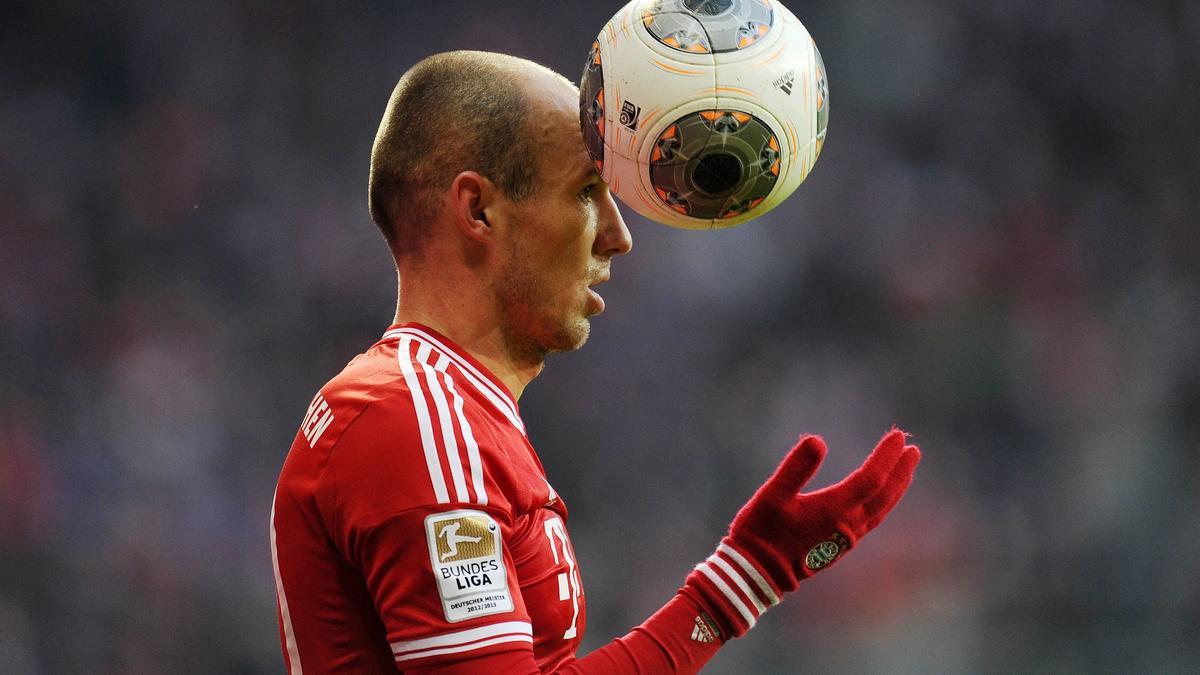 Bayern Munich/PSG : Robben affiche sa préférence pour l