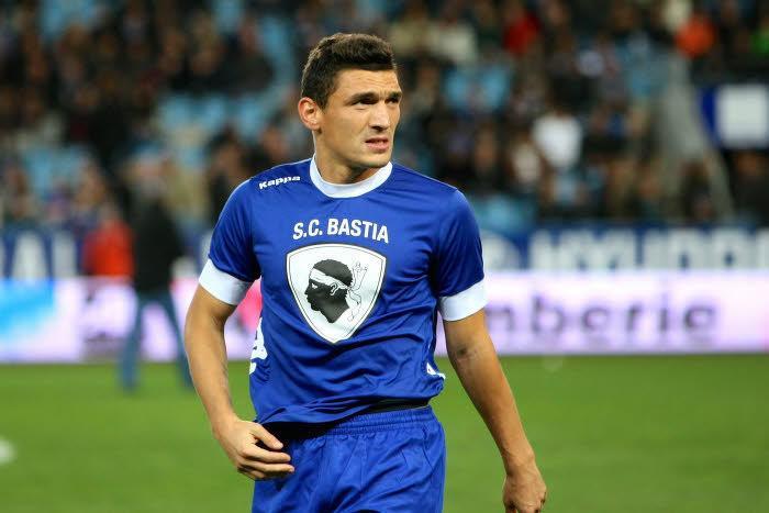 Claudiu Keserü, SC Bastia