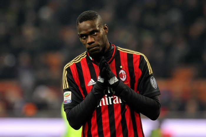 Le Milan AC hausse le ton pour Balotelli !
