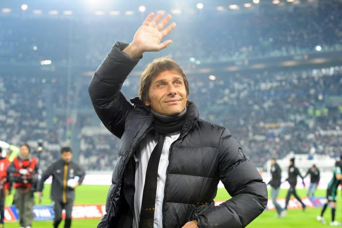 Antonio Conte, Juventus Turin
