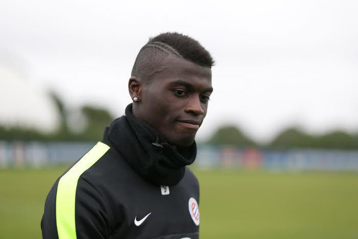 Mbaye Niang, Montpellier