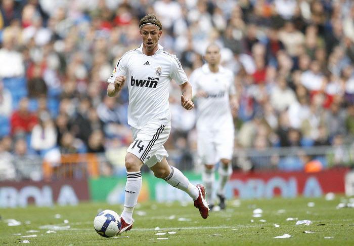 Guti, Real Madrid (en 2009)
