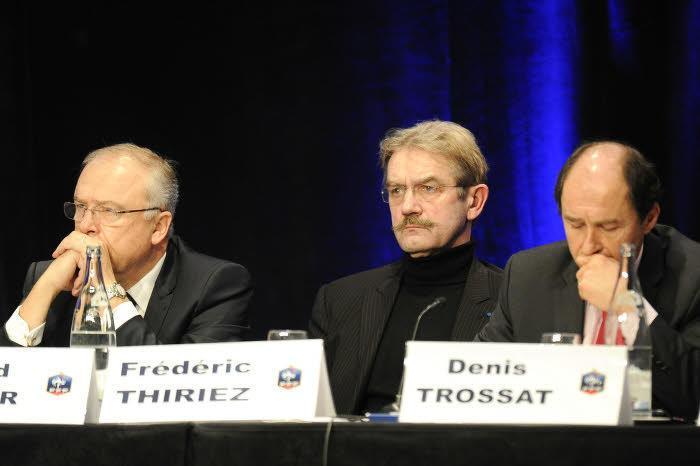 Frédéric Thiriez, LFP