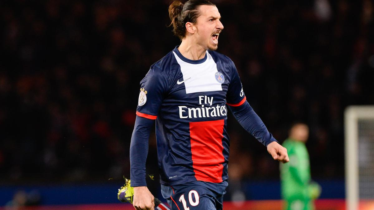 Quand Ibrahimovic évalue le niveau de la Ligue 1 et envoie un petit tacle aux arbitres !